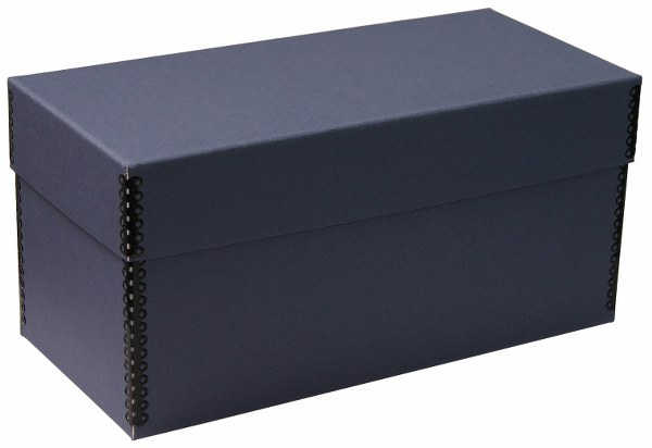 cd storage box port nicholson packaging. Black Bedroom Furniture Sets. Home Design Ideas